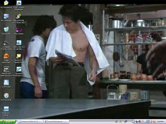 Takeshi Kaga Desktop by RogersGirl