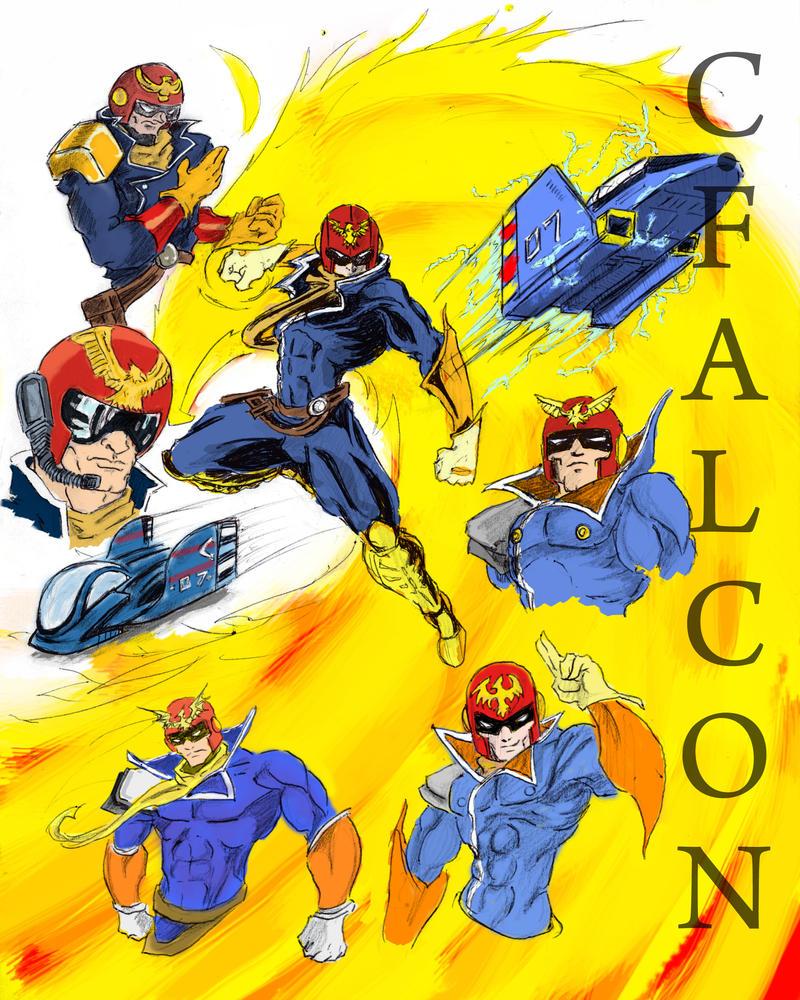 Captain_Falcon_by_Shoelessteve.jpg