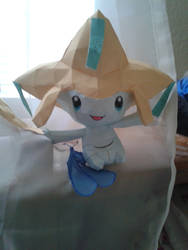Jirachi, Wishmaker by Amber2002161