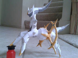 Arceus, the Jewel of Life by Amber2002161