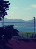 Golden Gate Bridge by Amber2002161