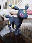 Umbreon papercraft by Amber2002161