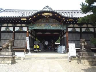 Gokonomiya Shrine by Amber2002161
