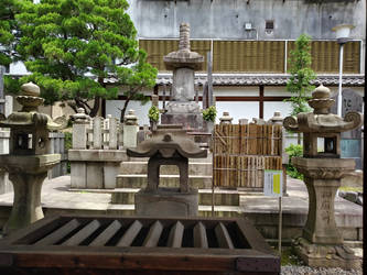 Honnoji Temple by Amber2002161