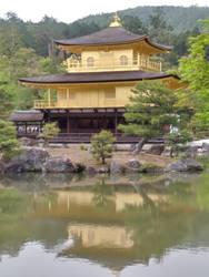 Kinkakuji Temple by Amber2002161