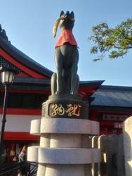 Fushimi Inari Kitsune by Amber2002161