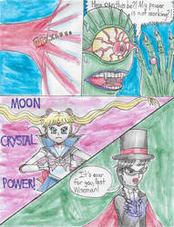 Sailor Moon: Redemption Page 13 by Amber2002161