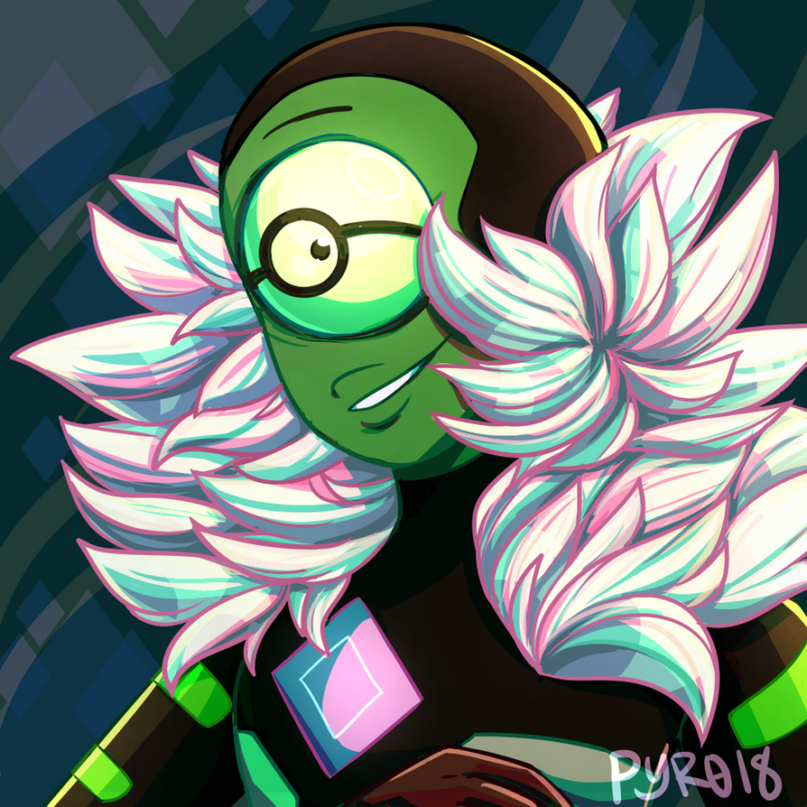 little known fact about me is that centipeetle is my favorite su character therefore today's episode Actually Murdered Me all I want is for her to be happy man !! my fluffy cyclops child <3