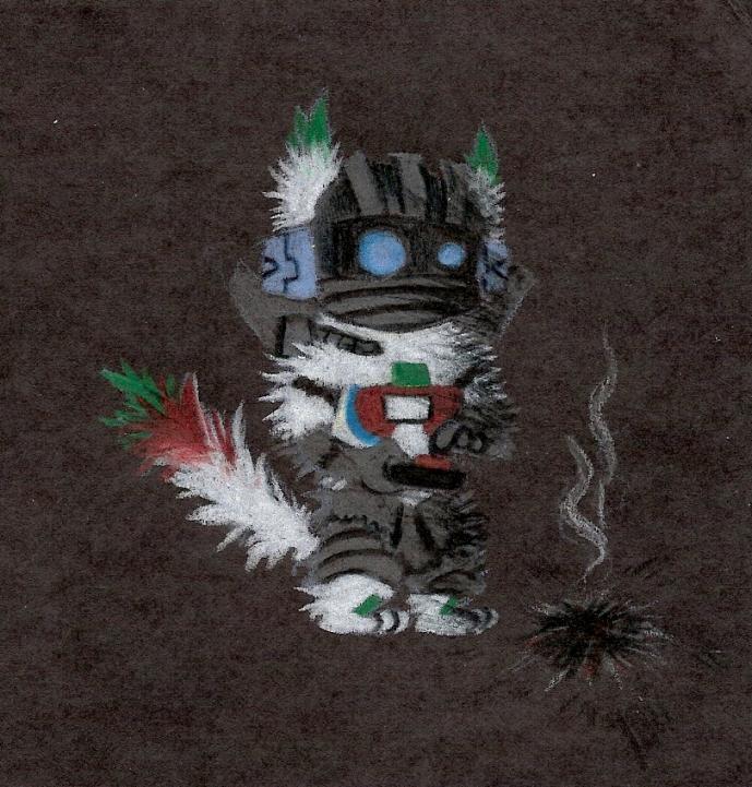 Kitty Wheeljack by Ryuuji
