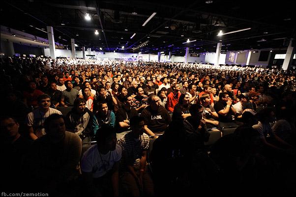 MLG Anaheim Crowd