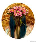 Motherland Chronicles 3 - Self Portrait w Flowers