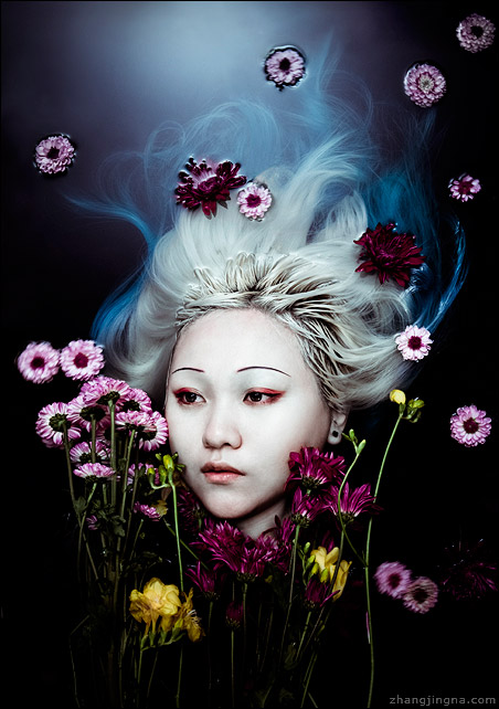 Motherland Chronicles 7 - Self Portrait in Water by zemotion