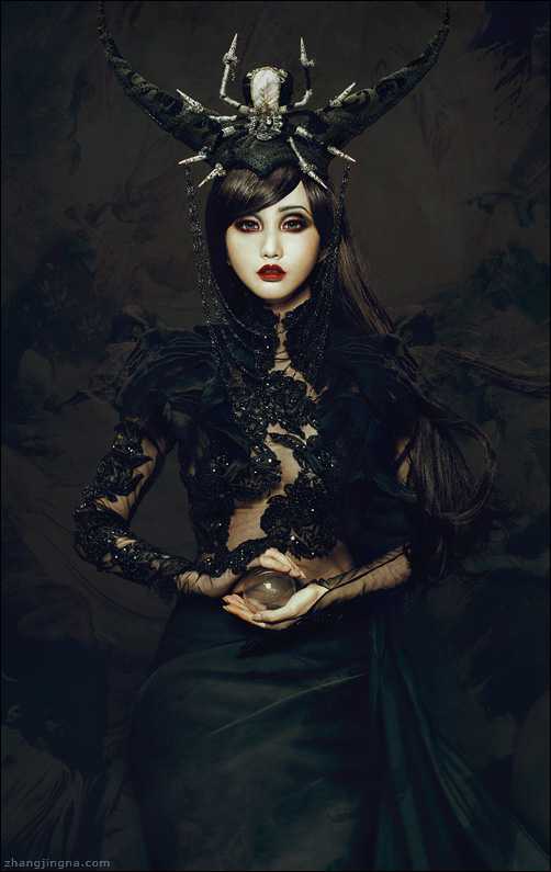Motherland-Chronicles #24 - Dark Alodia by zemotion
