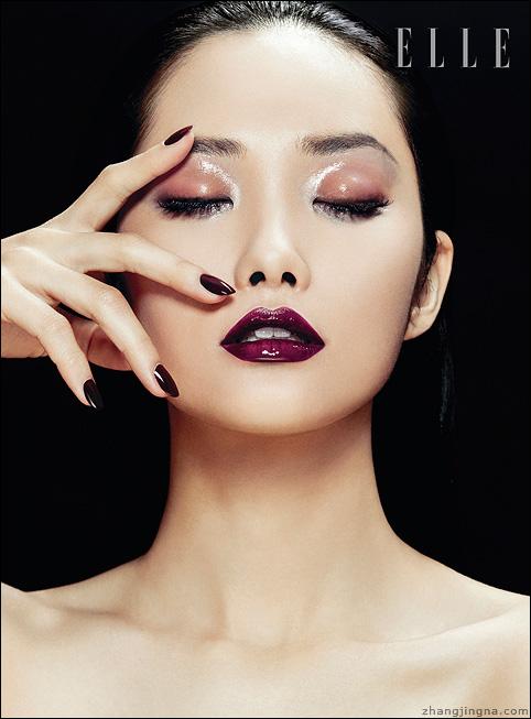 Kwak Ji Young V by zemotion