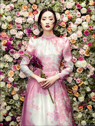 Phuong My Spring/Summer 2015 by zemotion