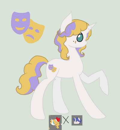 Mlp By Oreo Cookie Race On Deviantart