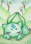 001 # Bulbasaur