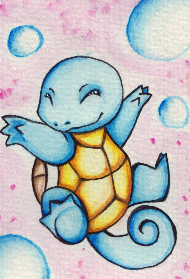 007 # Squirtle