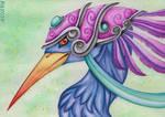 Regal Crane