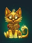 Cinder Kitten