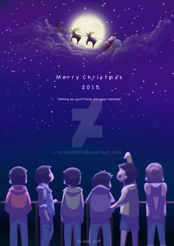 FA : Osomatsu-san] Merry Christmas by siver-buff on DeviantArt