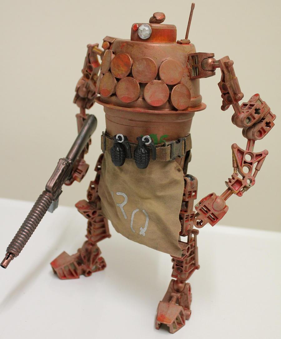 assemblage desert soldier 2 by rupertvalero