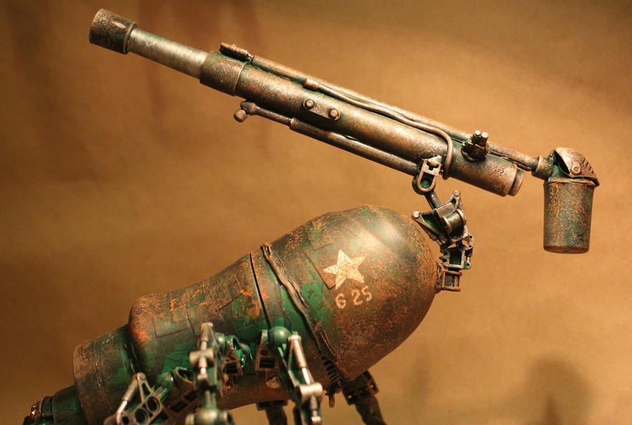 spider howitzer 9 by rupertvalero