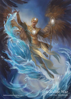 Zodiac Wars Aquarius