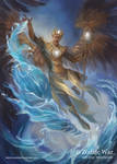 Zodiac Wars Aquarius by pearl-of-light