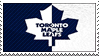 Toronto maple leafs fan stamp by sunsetjen