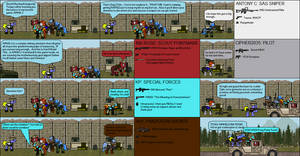Games that Ponies Play: ARMA 2 Wasteland Day 1 by BusterBuizel