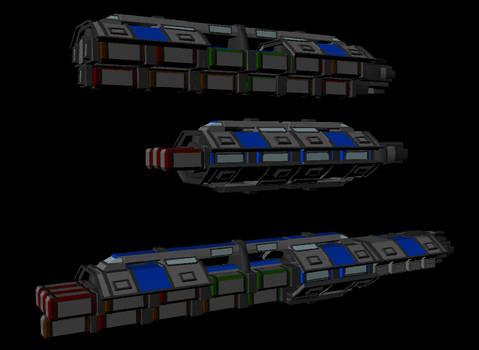 Boru-Class Cargo Haulers