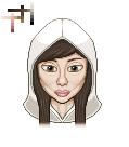 Hooded woman by ShiningPirate