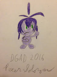 DGAD 2016 - Chao Eira by Angelman26