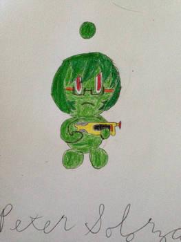 Chao Emerald