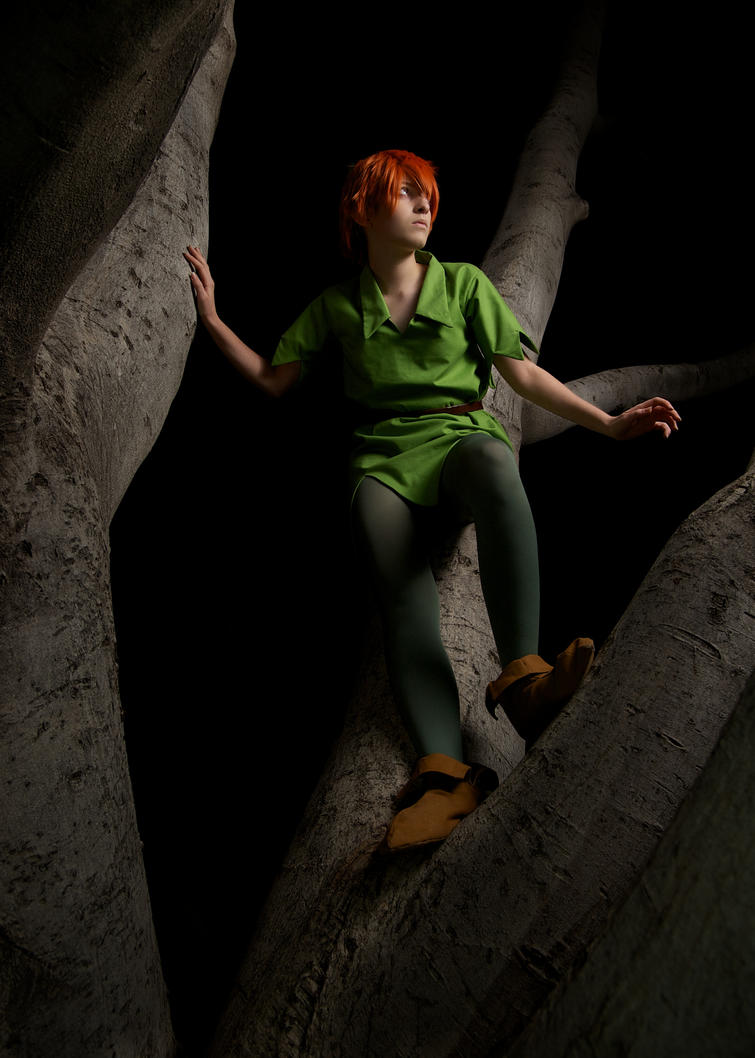 Peter Pan - Come Away, Come Away! by PoisonousRationality