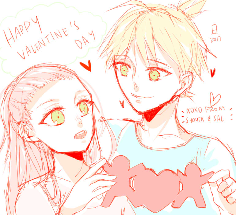 V-DAY by melotion