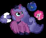 Grid Adopt (Pinkie Pie X Princess Luna)