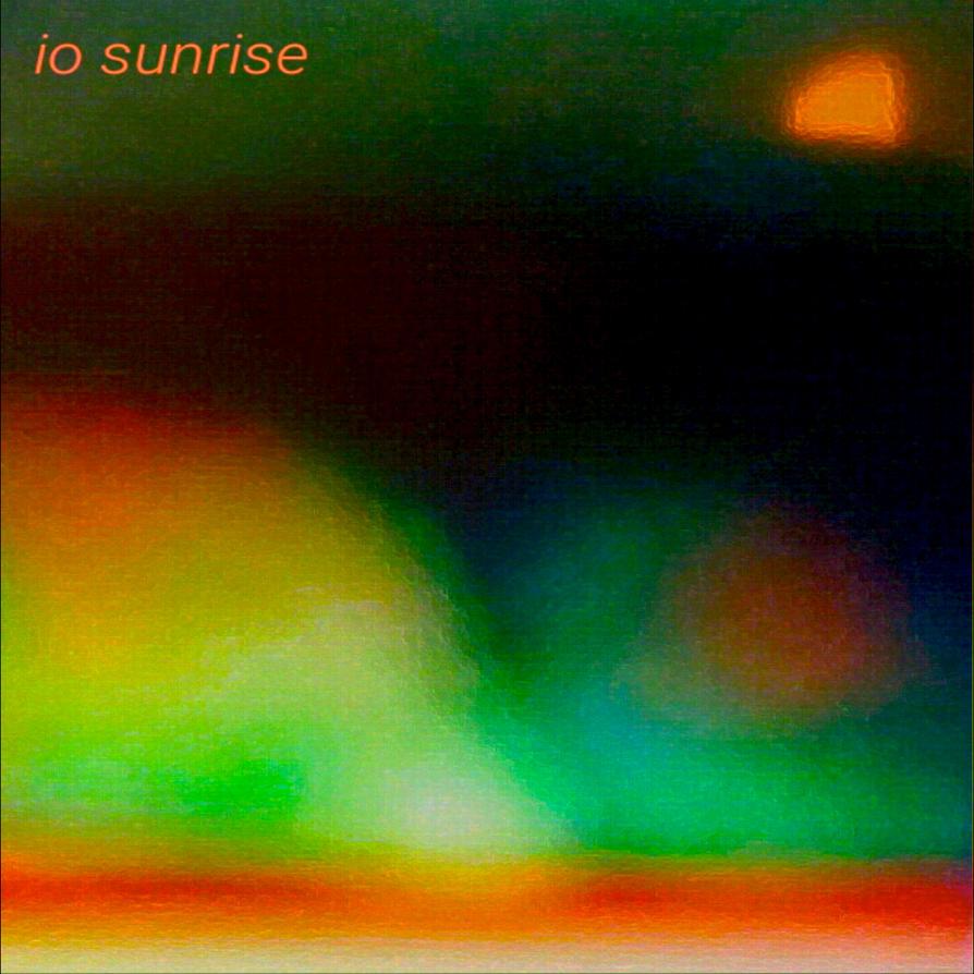 Io Sunrise by MikeHenry