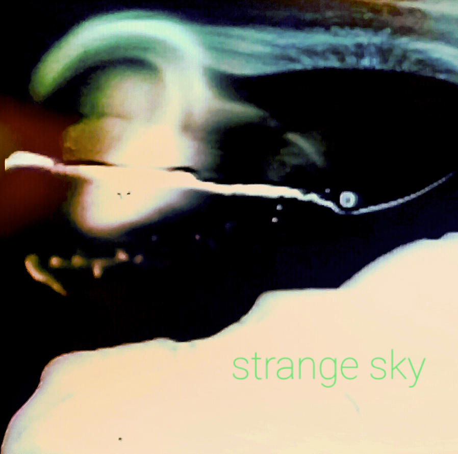 Strange Sky (for a song) by MikeHenry