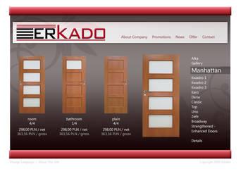 Wesite: Door Maker by invisiblestivo