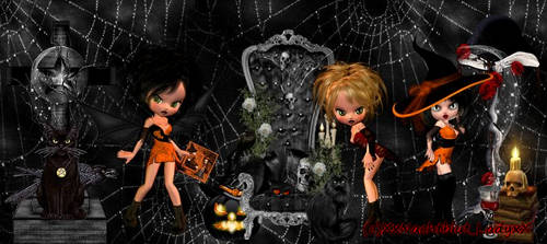 Facebook Cover  Medi Halloween