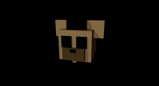 I TRIED 3D MODELING, by WhyAmIHere23