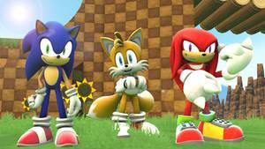 Team Sonic [SFM]