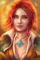 Triss by TamikaProud