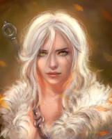 Cirilla by TamikaProud