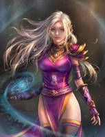<b>Lady Aelara Satella</b><br><i>TamikaProud</i>