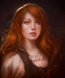 Sarelia of Fairwhite by TamikaProud
