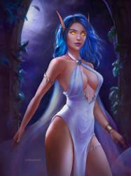 Seraphita Silverbreeze