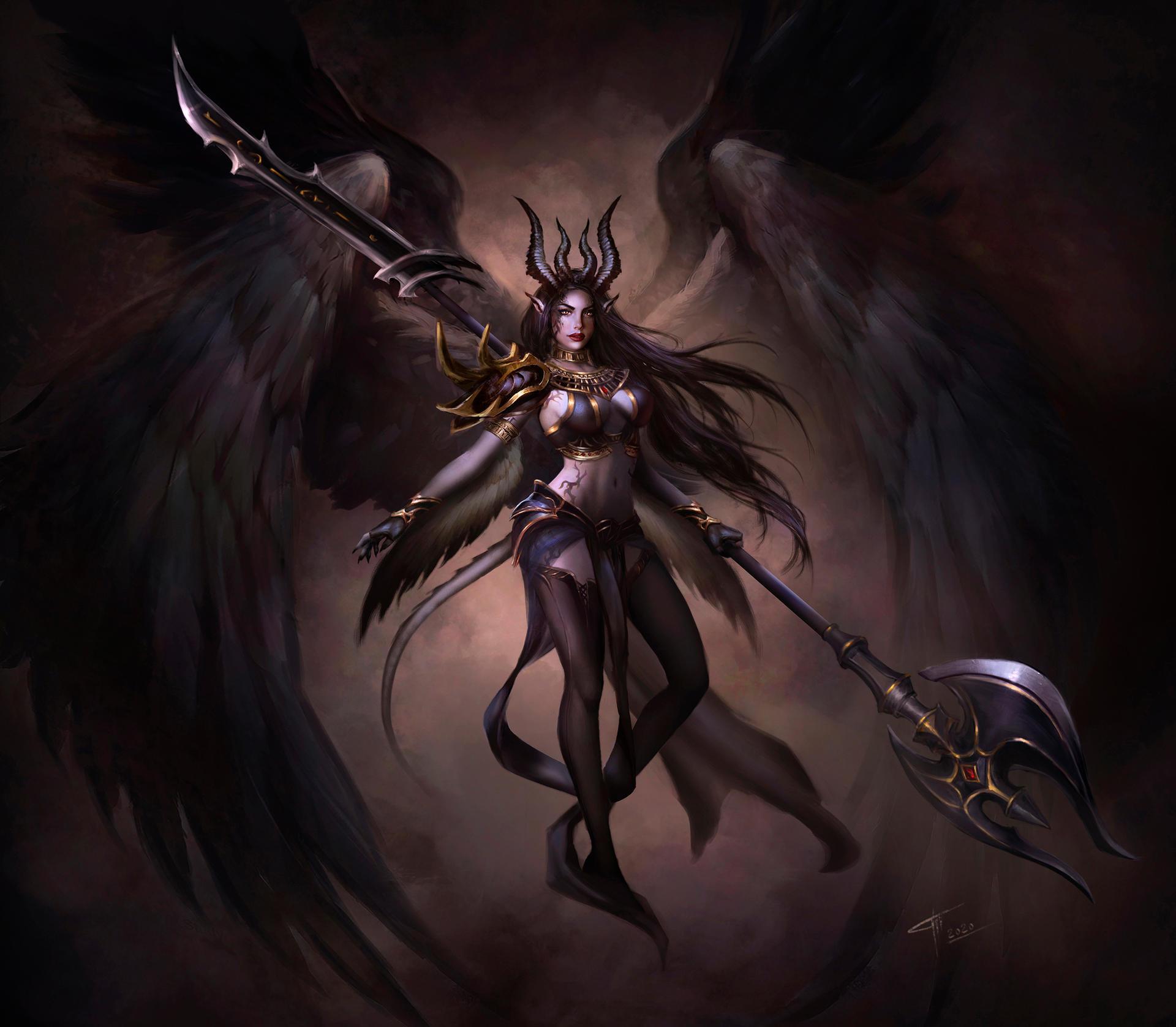Half Goddess